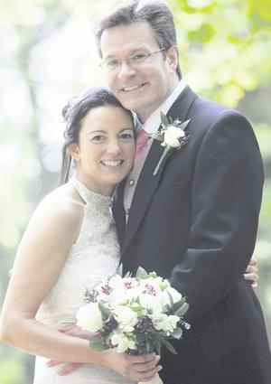 "The wedding of Nicola Chang and David Murphy at Crawfordsburn, Co Down   <p><b>To send us your Wedding Pics <a  href=""http://www.belfasttelegraph.co.uk/usersubmission/the-belfast-telegraph-wants-to-hear-from-you-13927437.html"" title=""Click here to send your pics to Belfast Telegraph"">Click here</a> </a></p></b>"