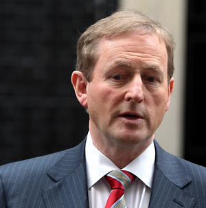 Taoiseach Enda Kenny said a decision on a referendum to toughen EU budgetary rules will not be made until after a summit later this month