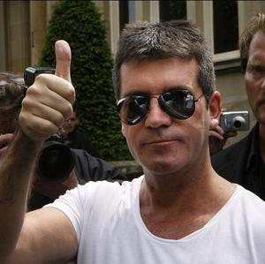 Simon Cowell returned to Britain's Got Talent