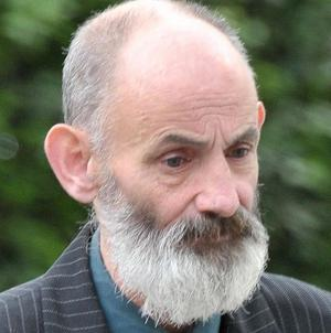 Andrew Beese fatally stabbed his wife's cat Koko then threw the pet's body over his garden fence