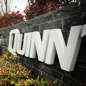 The Quinn Group was placed in administration