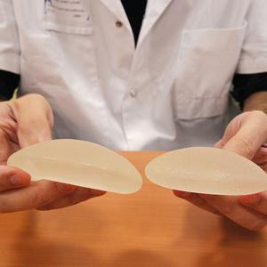 The French health minister has urged 30,000 women with breast implants made by PIP to have them removed (AP)