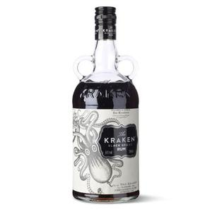 <b>6. The Kraken</b><br/> Get your tentacles around this spirit, which is named after a colossal squid, which according to legend took down a rum ship in the 18th century. The darkest rum with the strongest kick. <br/> <b>Price:</b> £30.99, selfridges.com