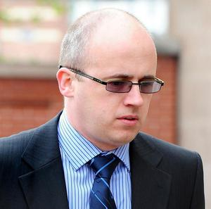 Paul Frost, 37, is one of three men jailed after they admitted running an international paedophile ring