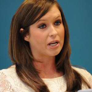 Brooke Kinsella, sister of murdered teenager Ben Kinsella, talks about her report into knife crime