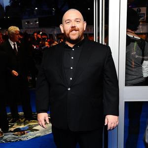 Nick Frost could be starring as a former salsa champion in Cuban Fury