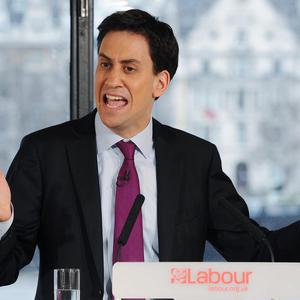 Labour leader Ed Miliband said he was ready to make 'difficult choices' about the economy