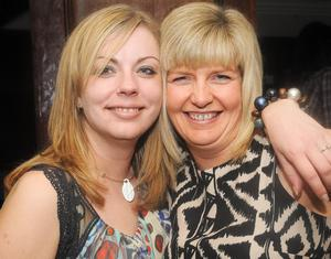 The Globe Belfast pictured Fiona McAuley and Jacquie Clarke