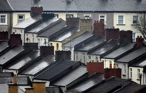 Northern Ireland house prices have seen the smallest regional increase