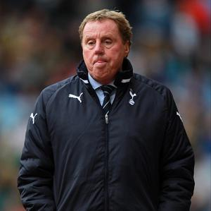 Harry Redknapp could leave Tottenham despite securing fourth place in the Barclays Premier League
