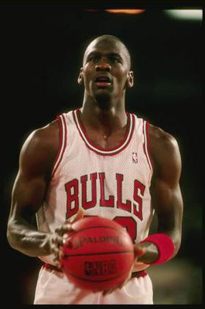 """Michael Jordan lookalike Allen Heckard tried to sue Nike for $832m for making Jordan so recognisable it caused him permanent injury, emotional pain and suffering. CBS called the legal action """"so outrageous that it actually gives frivolous lawsuits a bad name""""."""