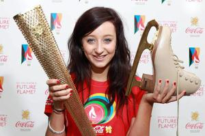 Dempsey Andrews will carry torch in Comber