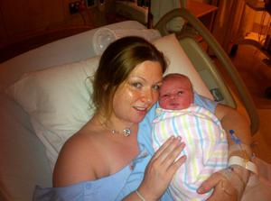 """Byron Brewer Born 1/2/12 to Joy-Ann and Richard in Sydney Australia! We are over here for a couple of years but mummy is from Belfast and Daddy from Londonderry and cant wait to bring him home to meet everyone! Miss everyone at home but we will be back soon! <p><b>To send us your Baby Pics <a href=""""http://www.belfasttelegraph.co.uk/usersubmission/the-belfast-telegraph-wants-to-hear-from-you-13927437.html"""" title=""""Click here to send your pics to Belfast Telegraph"""">Click here</a> </a></p></b>"""