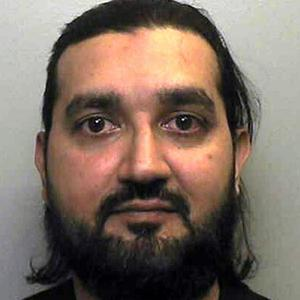 Muslim cleric Mohammed Hanif Khan has been jailed for 16 years after he was convicted of raping a young boy