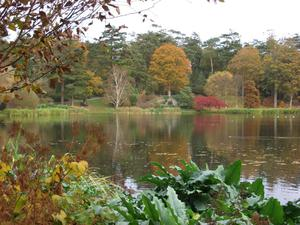 Mountstewart, Co. Down, on a winter's day. Submitted by John Caruth, Bangor
