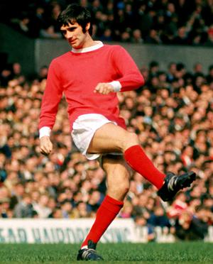 George Best: Manchester United and Northern Ireland Legend