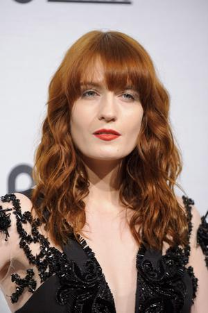 Florence Welch attends Britain Creates 2012: Fashion & Art Collusion  at Old Selfridges Hotel on June 27, 2012 in London, England.