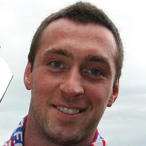 The fiancee of Rangers goalkeeper Allan McGregor has been charged with wasting police time