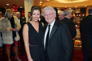 Jackie Fullerton and Claire McCollum