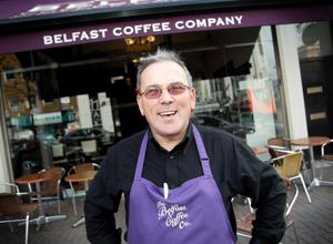 Dennis Troughton, Belfast Coffee Company