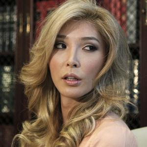 Jenna Talackova, who was born a male, was disqualified from the Miss Universe Canada pageant in May (AP)