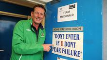 Alan McDonald's inspirational displays as an international footballer made him one of the most popular players ever to pull on a Northern Ireland shirt