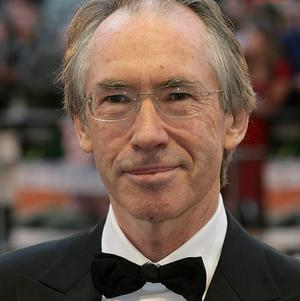 Ian McEwan will be presented with a pig as part of a comic fiction award