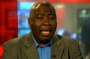 Guy Goma gained international fame in 2006 after a BBC gaffe. Click 'Next' to watch the video . . .