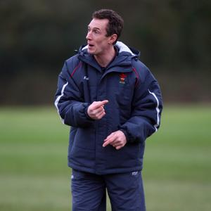 Rob Howley is happy to see Wales test themselves against the best