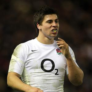Ben Youngs is flying back to England after suffering a shoulder injury