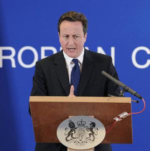 David Cameron angered some groups by saying multiculturalism had failed