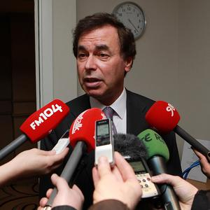 Justice Minister Alan Shatter has described co-operation with any inquiry into the Magdalene laundries as an important step