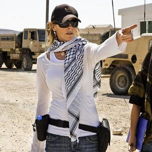 Kathryn Bigelow was the first woman to win a best director Oscar (AP/Summit Entertainment)