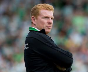Celtic manager Neil Lennon has brought in another striker