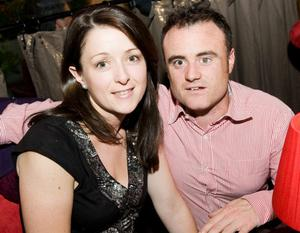 Berts Jazz Bar pictured Aisling Swaine and Jonny Byrne