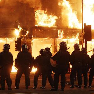 Government payouts to victims of rioting in England this summer could be as much as three hundred million pounds
