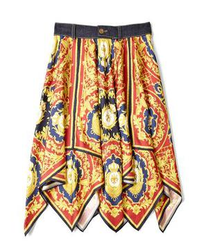 Skirt £305; by D&G, available at my-wardrobe.com