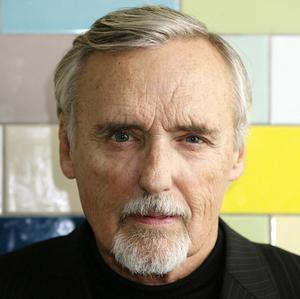Dennis Hopper filmed The Last Film Festival before being diagnosed with cancer