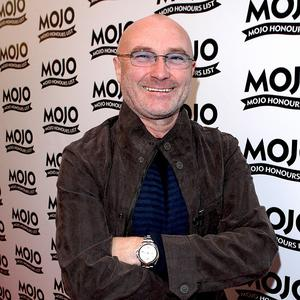 Phil Collins says he's always wanted to do a covers album
