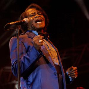 James Brown has topped a list of dance floor fillers