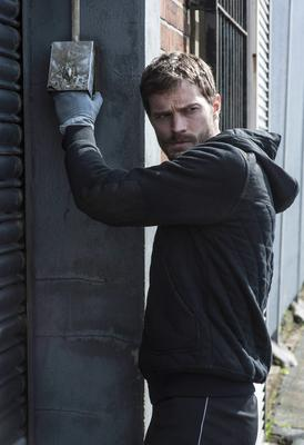 Jamie Dornan plays serial killer Paul Spector