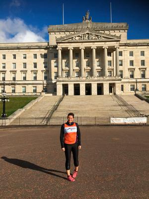 Kerry at Stormont