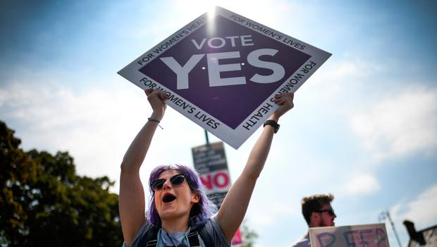 Voters in the Republic look set to deliver an overwhelming Yes vote in the abortion referendum