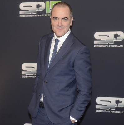 Actor James Nesbitt has said he can still scarcely believe he will be hosting Fifa's Ballon d'Or awards ceremony tonight - but is under strict orders not to go autograph hunting