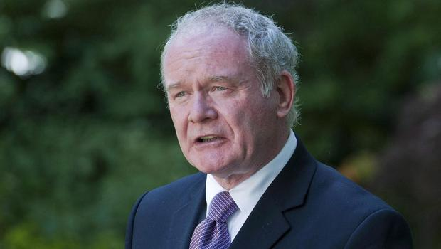 Martin McGuinness has said he believes the INLA could have done a more dignified job of honouring veteran republican Peggy O'Hara at her funeral