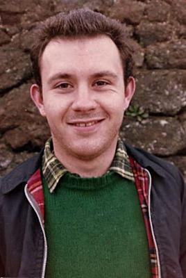 Campaigner: the late Mark Ashton, who co-founded a movement to support the Welsh miners