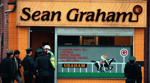 Five people were killed in the Sean Graham Bookmakers massacre in February 1992