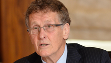 Sir Patrick Coghlin is making a statement on his inquiry report at Stormont