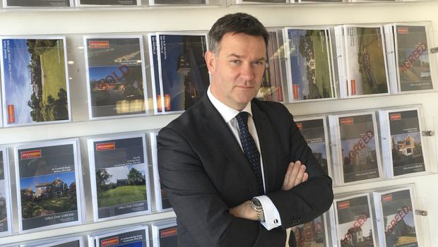 Samuel Dickey of RICS is optimistic about housing market activity over the next 12 months