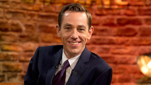 Late, Late Show host Ryan Tubridy